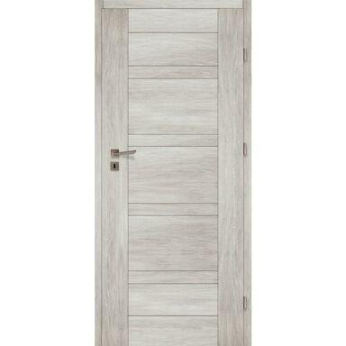 Skrzydło drzwiowe PARMA Dąb silver 90 Prawe VOSTER