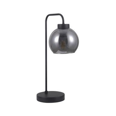 Lampa stołowa POGGI grafitowa E27 ITALUX