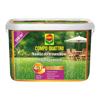 Nawóz do trawnika 4,5 kg COMPO