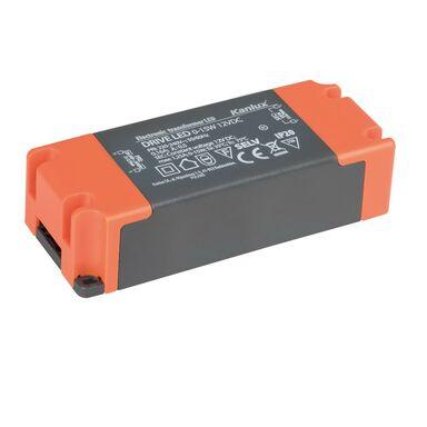 Zasilacz elektroniczny LED DRIVE LED 0-15W 12VDC 15 KANLUX