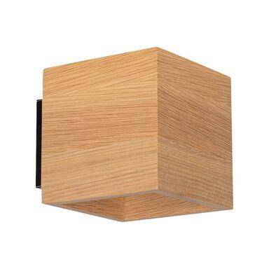 Kinkiet BLOCK WOOD drewniany G9 SPOT-LIGHT