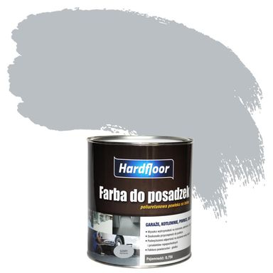 Farba DO POSADZEK 0,75 l HARDFLOOR