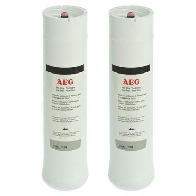 Zestaw filtrów do osmozy RO 2 szt. AEG