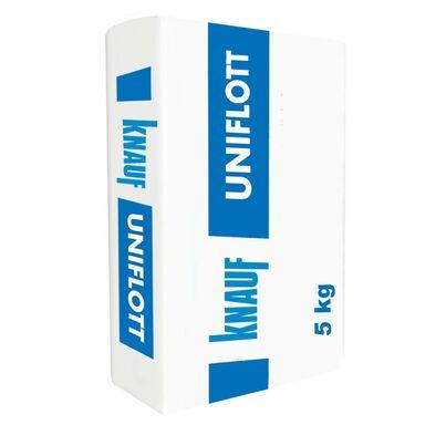 Gips szpachlowy UNIFLOTT 5 kg KNAUF