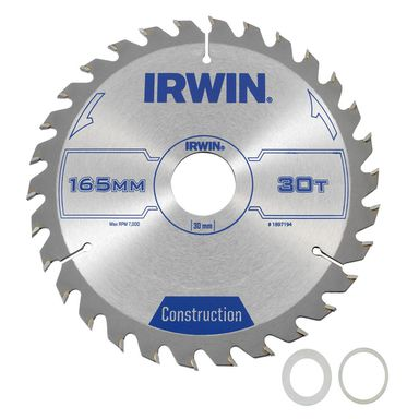 Tarcza do pilarki tarczowej PRO165X30TX30/20 IRWIN