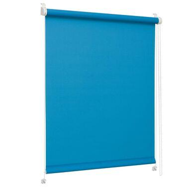 Roleta okienna 120 x 160 cm niebieska INSPIRE