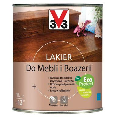 Lakier DO MEBLI I BOAZERII 1 l Dąb rustykalny Połysk V33
