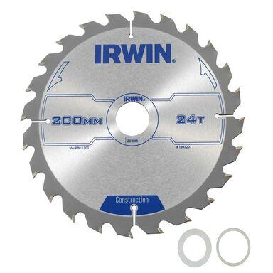 Tarcza do pilarki tarczowej PRO200X24TX30/25 śr. 200 mm  24 z IRWIN