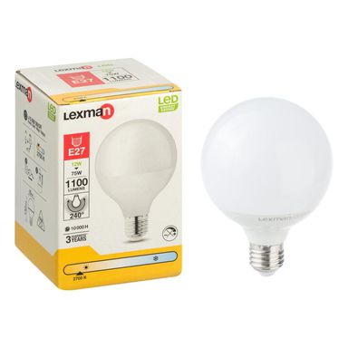 Żarówka LED E27 (230 V) 12 W 1100 lm Ciepła biel LEXMAN