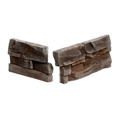 Narożnik betonowy Basalto Coper Brązowy Incana