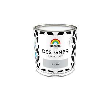 Tester farby DESIGNER COLLECTION 0.1 l Milky BECKERS
