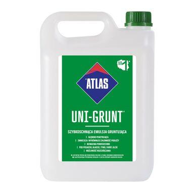 Szybkoschnąca emulsja gruntująca Uni-Grunt 5 litrów Atlas