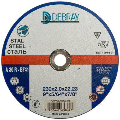 Tarcza do cięcia T41 DEBRAY