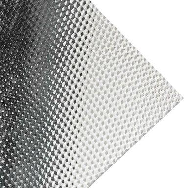 Szkło syntetyczne HEXAGON Przejrzysty 44 x 54 cm ROBELIT
