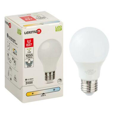 Żarówka LED E27 (230 V) 10.5 W 1055 lm Neutralny LEXMAN