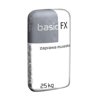 Zaprawa murarska BASIC FX