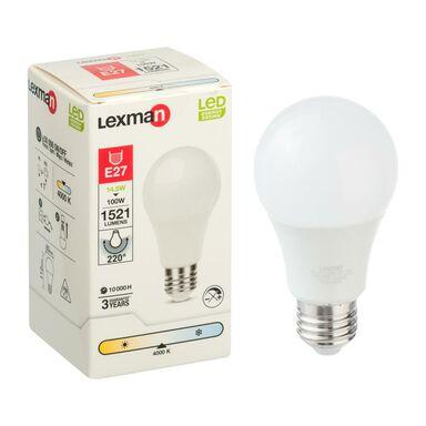 Żarówka LED E27 (230 V) 14.5 W 1521 lm Neutralny LEXMAN