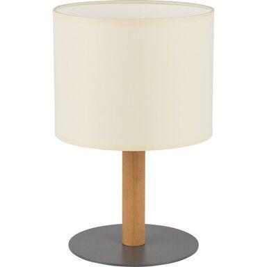 Lampka biurkowa Deva ecru E27 TK Lighting