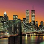 Fototapeta NEW YORK CITY 254 x 366 cm