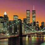 Fototapeta New York City 254 x 366 cm