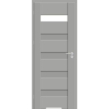 Skrzydło drzwiowe PASTO Szary mat 60 Lewe ARTENS