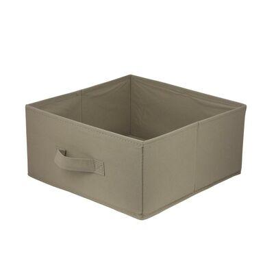 Pudełko tekstylne MULTISPACEO M 31 x 31 x 15 cm SPACEO