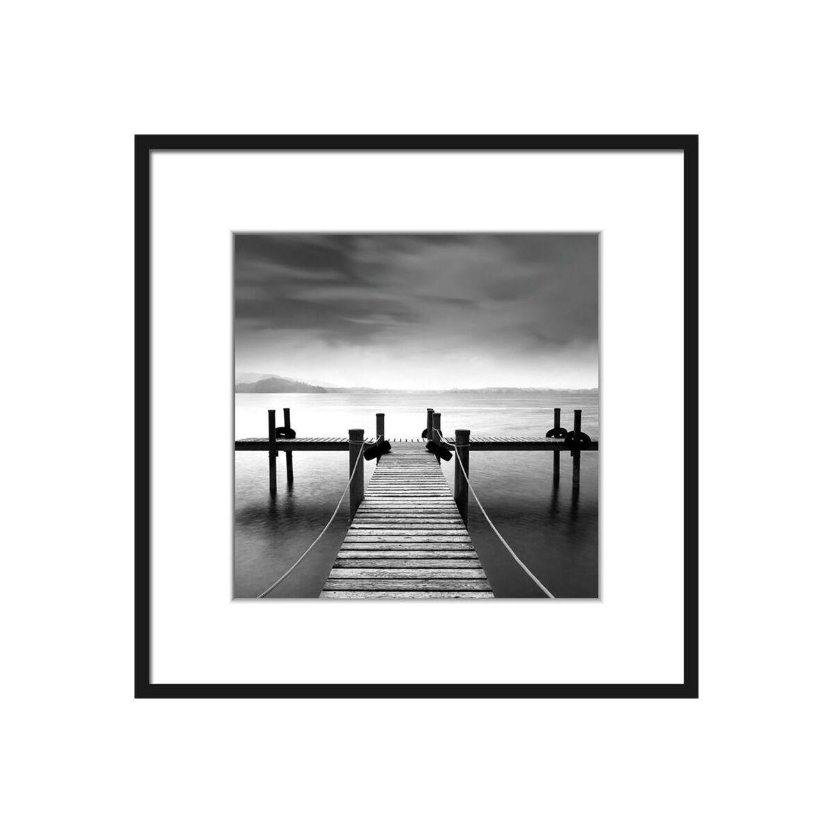 Obraz Artbox Foto Jetty 40 X 40 Cm Obrazy Kanwy W Atrakcyjnej Cenie W Sklepach Leroy Merlin