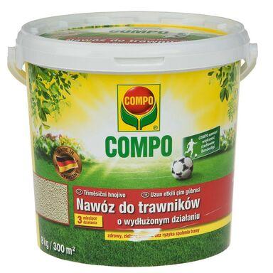 Nawóz do trawnika 8 kg COMPO