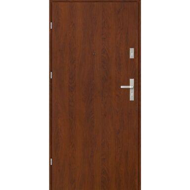 Drzwi wejściowe CASTELLO Orzech 90 Lewe EVOLUTION