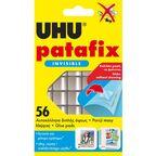 Masa klejąca PATAFIX INVISIBLE 56 szt. UHU
