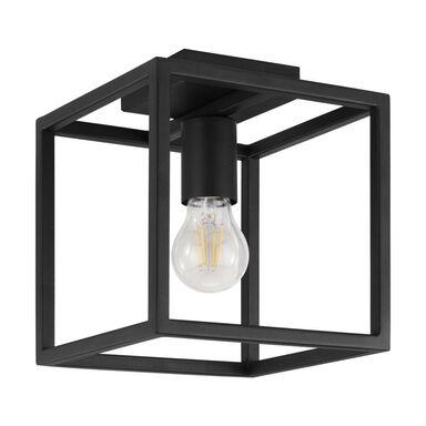 Lampa sufitowa ELDRICK czarna E27 EGLO
