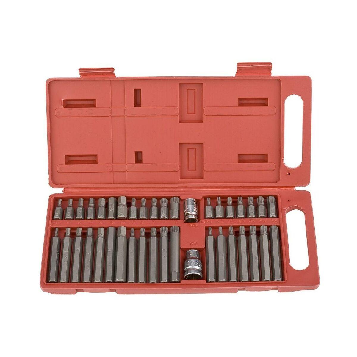 Zestaw Bitów 39d377 40 Szt Top Tools