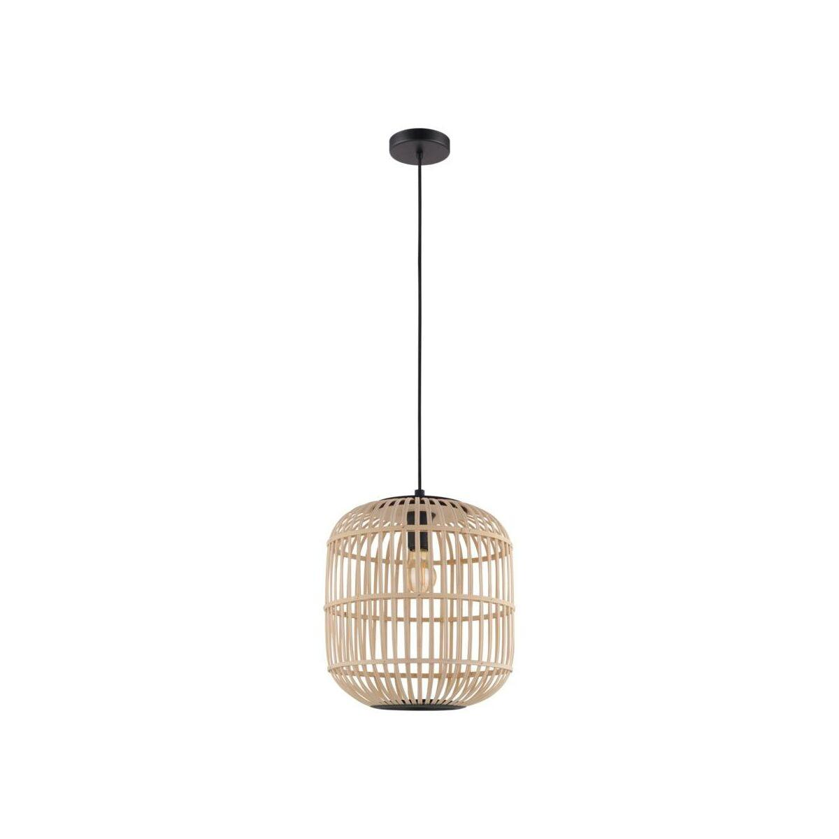 lampy z drewna keroy merlin