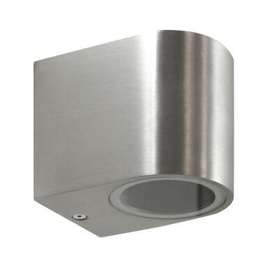 Kinkiet zewnętrzny BOSTON IP44 srebrne GU10 POLUX