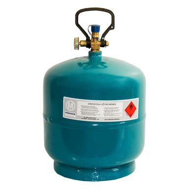 Butla gazowa 3 kg SPAWANA VITKOVICE MILMET