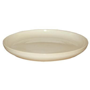 Podstawka ceramiczna 15 cm ecru