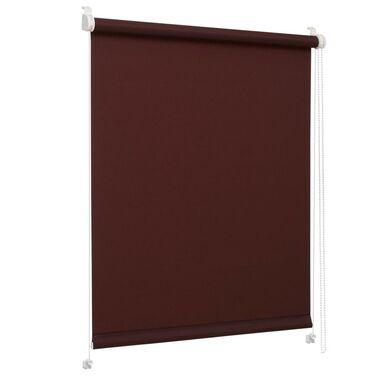 Roleta okienna MINI 57 x 160 cm brązowa INSPIRE
