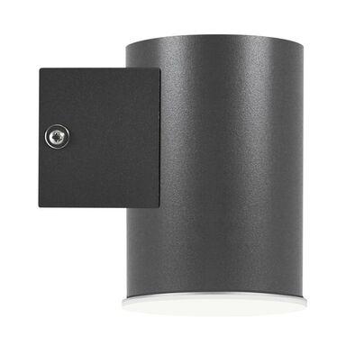Kinkiet zewnętrzny NIVERO IP44 450 lm grafit LED POLUX