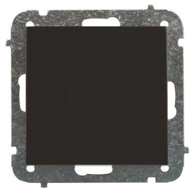 Włącznik schodowy SENTIA Czarny ELEKTRO-PLAST