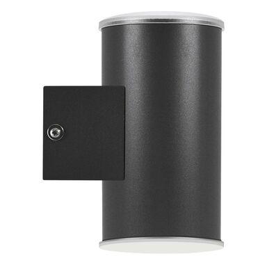 Kinkiet zewnętrzny NIVERO IP44 900 lm grafit LED POLUX