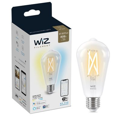 Żarówka LED Smart E27 6.7 W = 60 W 806 lm CCT DIM WIZ