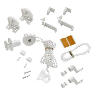 Zestaw części do mini rolety biały Inspire