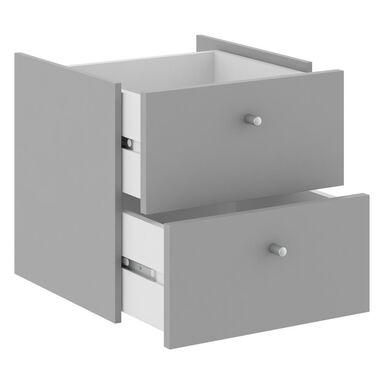 Zestaw 2 szuflad Multispaceo Spaceo