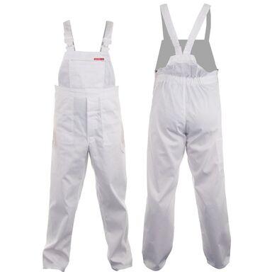 Spodnie robocze ogrodniczki LPQD76L  r. L  LAHTI PRO