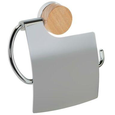 Uchwyt ścienny na papier toaletowy RIMMINI TIGER