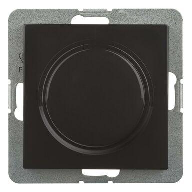 Ściemniacz obrotowy SENTIA Czarny ELEKTRO-PLAST