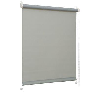 Roleta okienna MINI 120 x 160 cm szara INSPIRE