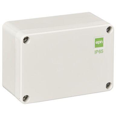 Puszka instalacyjna N/T 110 x 75 x 59 mm IP65 szara ELEKTRO-PLAST