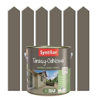 Farba do drewna TARASY ODNOWA Kora Drewna SYNTILOR