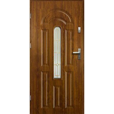 Drzwi wejściowe WENUS Złoty dąb 90 Lewe